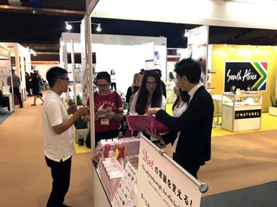 Cosmobeaute Asia 2018