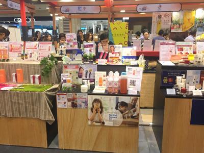 シンガポール高島屋のイベント「JAPAN FOOD MATSURI 2018」にて当社商品が販売