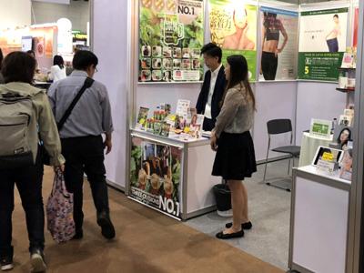 タイ・バンコクのBITECにて行われている「Food & Hotels Thailand」に参加