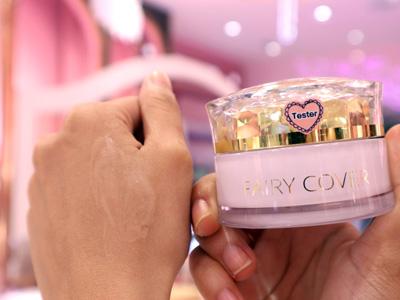 タイ・バンコク、サイアムの「CastleC - castle of cosmetics」にてFairy Coverの取り扱い開始