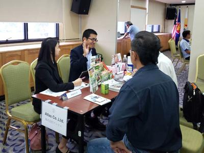 マレーシア・クアラルンプールで大阪市主催の「クアラルンプール食品関連ビジネスミッション2019」に参加