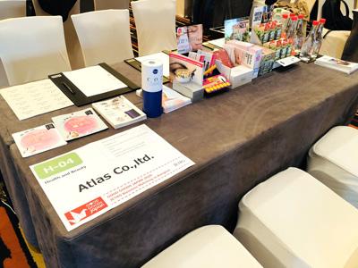 タイ・バンコクで開催の「ASEAN市場販路開拓商談会」に参加
